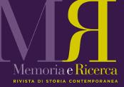 Logo Memoria e Ricerca