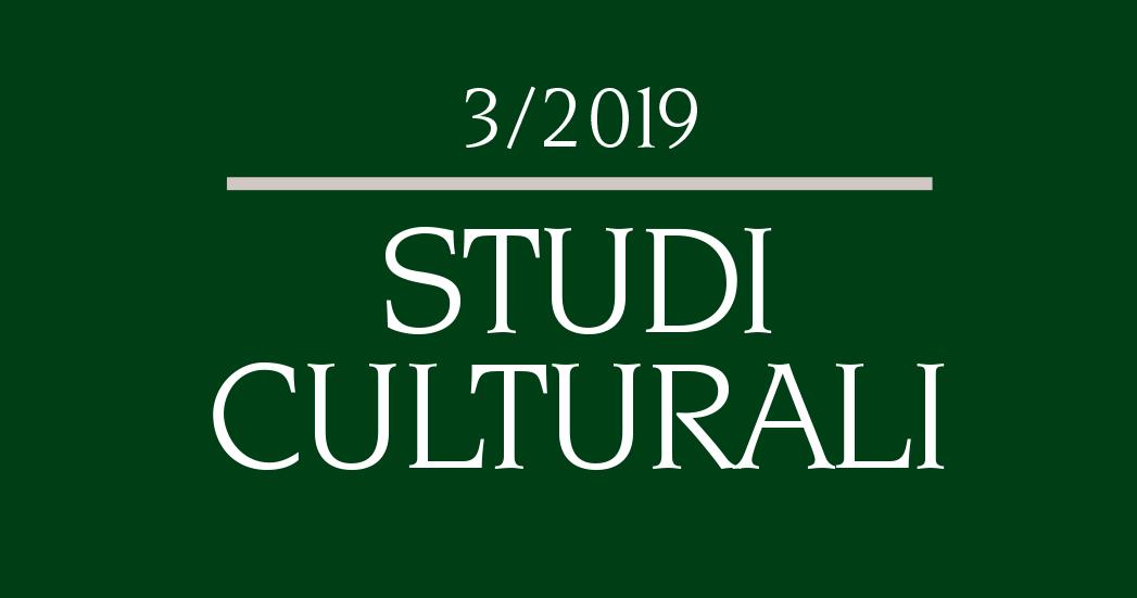 Logo Studi culturali