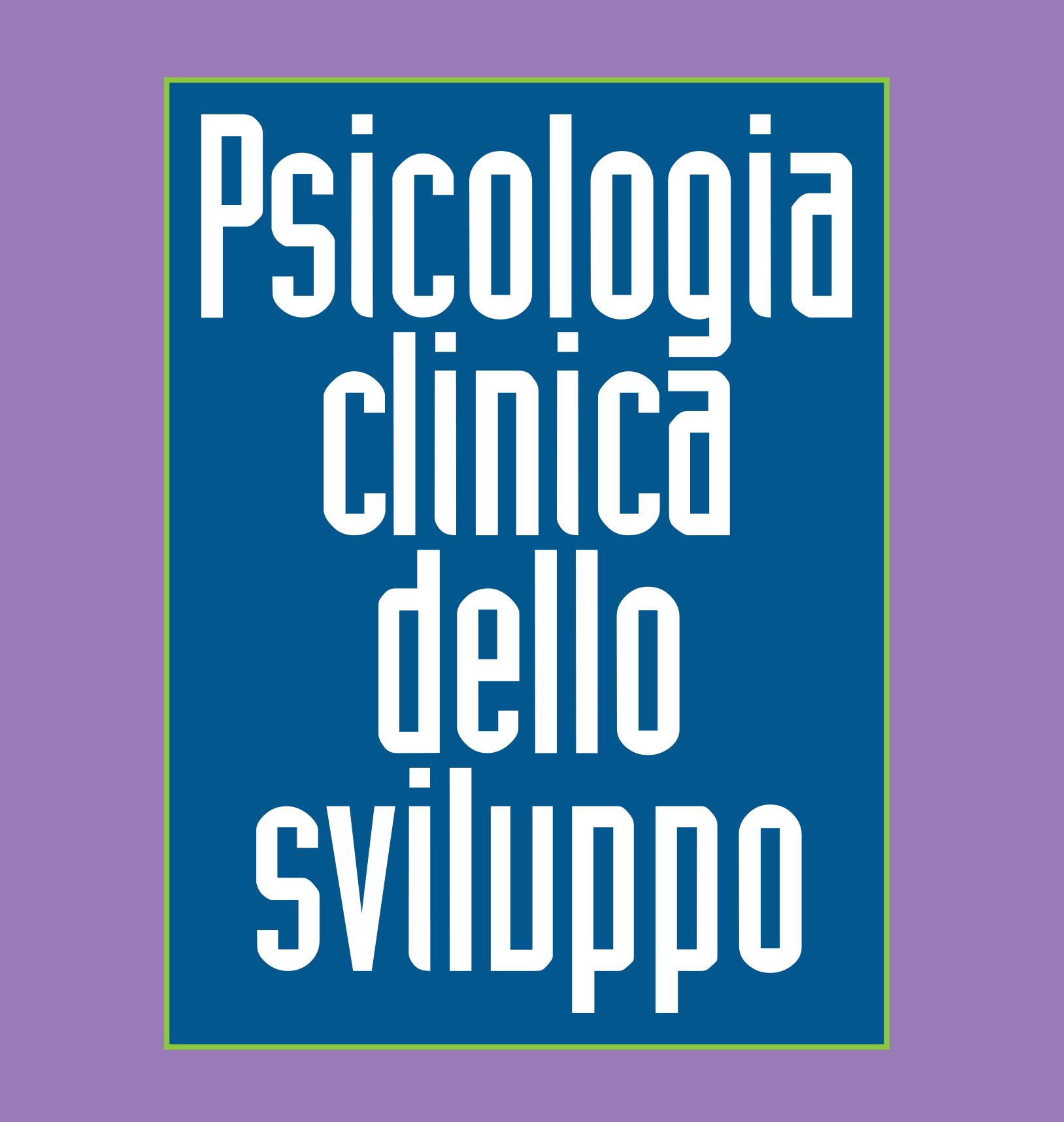 Logo Psicologia clicnica dello sviluppo